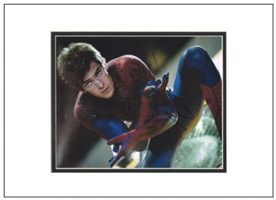 Andrew Garfield Autograph Signed Photo Spider-Man For Sale
